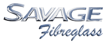 Savage Fibreglass Logo